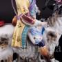 Фарфорвая статуэтка Портной на козле, Германия, нач. 20 в.